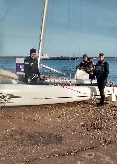 Calshotcats Sailing Club