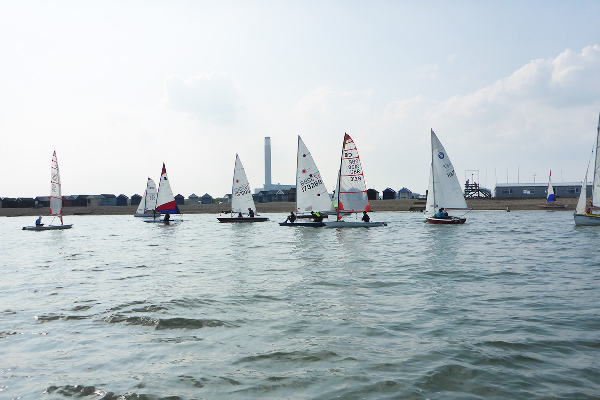 Calshot Sailing Club