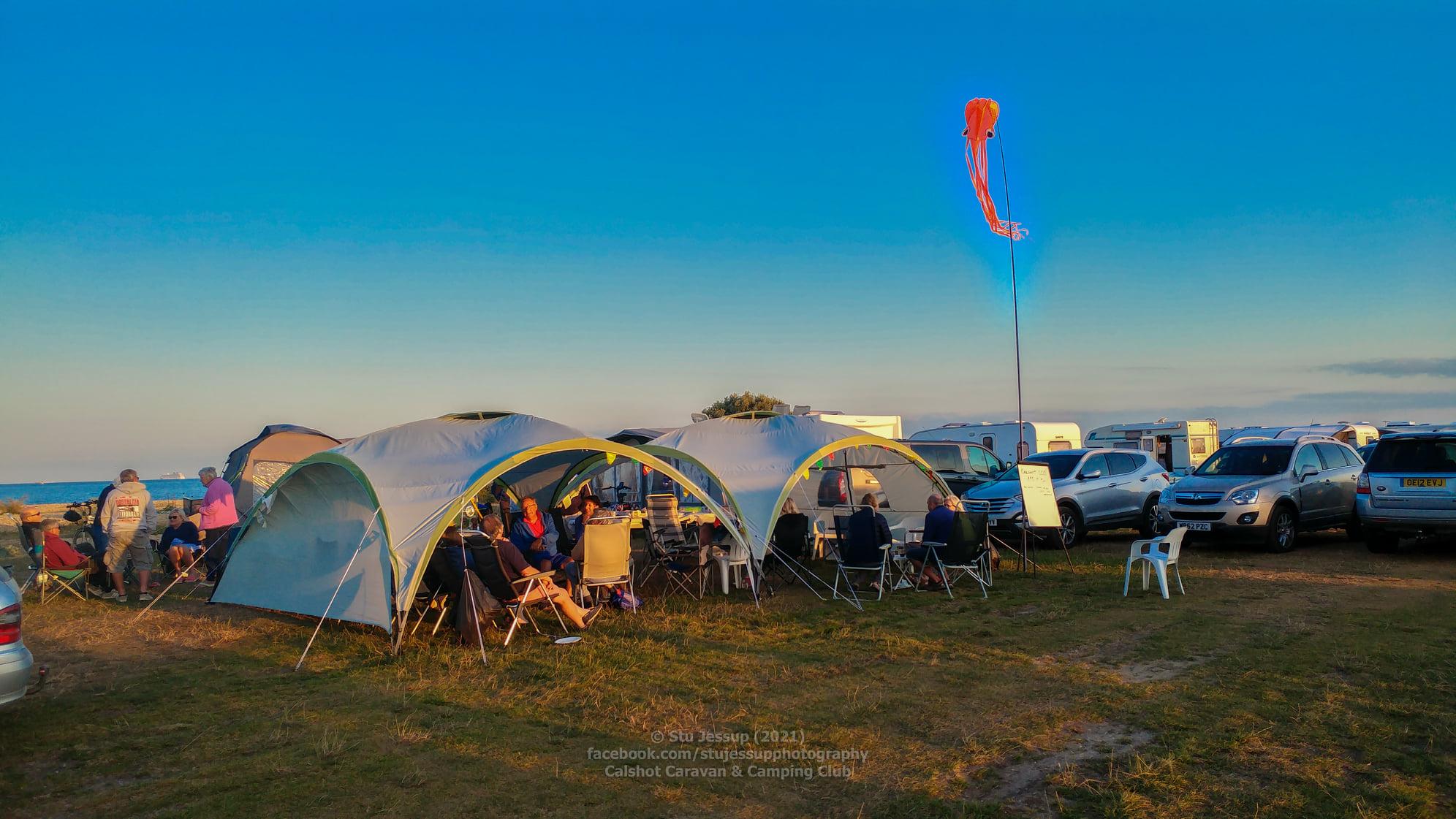Calshot Caravan & Camping Club